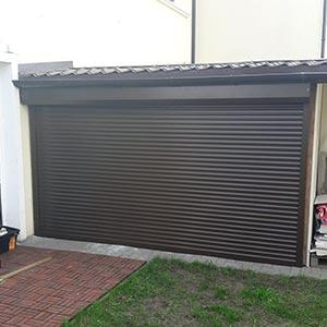 Automatinės garažo durys